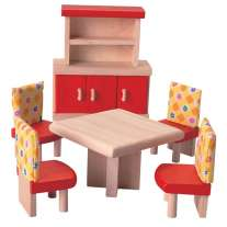Plan Toys Dolls House Dining Room Neo
