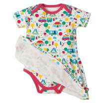 Frugi Festival Aria Body Dress