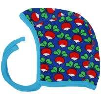 DUNS Dark Blue Radish Baby Bonnet