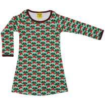 DUNS Adult Dark Jade Radish LS Basic Dress