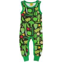 DUNS Eat Your Greens Dungarees
