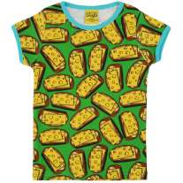 DUNS Green Cheese Sandwich SS Top