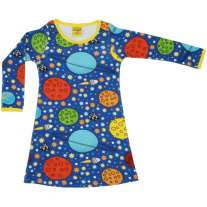 DUNS Navy Lost In Space LS Basic Dress