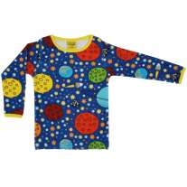 DUNS Adult Navy Lost In Space LS Top