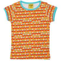 DUNS Adult Orange Sailing Boat SS Top
