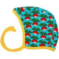 DUNS Radish Turquoise Baby Bonnet