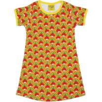 DUNS Orange Yellow Radish SS Dress