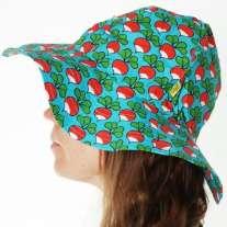 DUNS Radish Turquoise Sun Hat