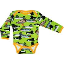 DUNS Flash Green Duck Pond LS Body