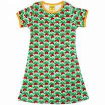 DUNS Adult Mint Radish A-Line SS Dress