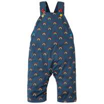 Frugi Rainbow Little Tom Dungarees