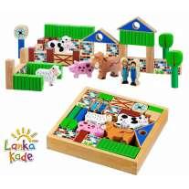 Lanka Kade Farm Building Blocks