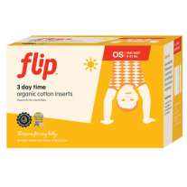 Flip Organic Day Inserts 3 Pack