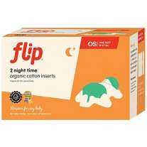 Flip Organic Night Inserts 2 Pack