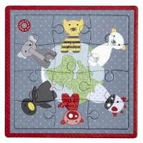 Franck & Fischer Frey Puzzle - 12 Pieces