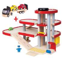 Plan Toys Parking Garage PlanWorld