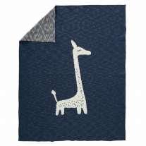 Fresk Giraffe Knitted Blanket 100cm x 150cm