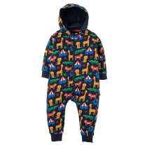 Frugi Circus Parade Snuggle Suit