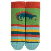 Frugi Dino Perfect Pair Little Socks