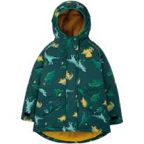 Frugi Giant Dino Explorer Waterproof Coat