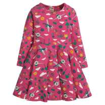 Frugi Flying High Sofia Skater Dress