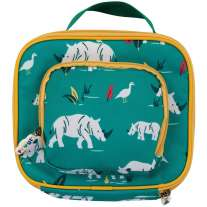 Frugi Rhino Ramble Pack A Snack Lunch Bag