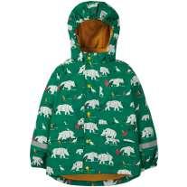 Frugi Rhino Ramble Puddle Buster Coat