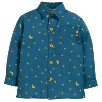 Frugi North Star Moonlight Shirt