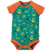 Frugi Frog Pond Reggie Raglan Body