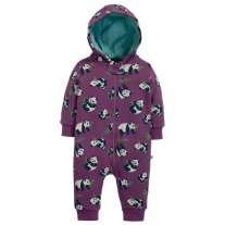 Frugi Peekaboo Pandas Snuggle Suit
