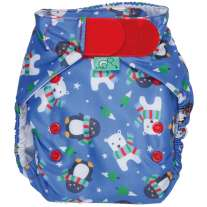 Frugi Penguin Nappy