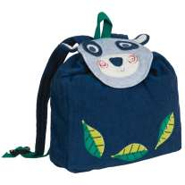Frugi Playtime Panda Character Backpack