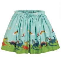 Frugi Prehistoric Park Twirly Dream Skirt