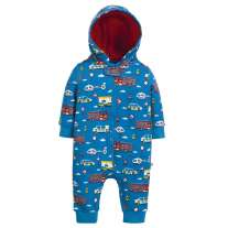 Frugi Save The Day Snuggle Suit
