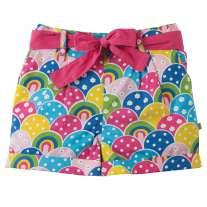 Frugi Over The Rainbow Seren Shorts
