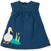 Frugi Duck Little Lola Dress