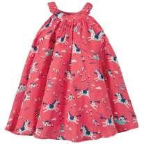 Frugi Lyonesse Legend Little Tabitha Trapeze Dress