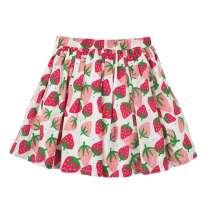 Frugi Scilly Strawberries Fiona Full Skirt