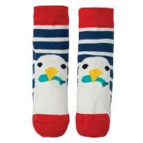 Frugi Seagull Perfect Pair Socks