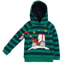 Frugi Tractor Hedgerow Hoody