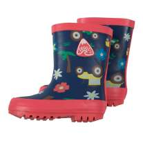 Frugi Blue Tractors Puddle Buster Wellies