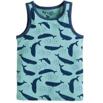 Frugi Whale Of A Time Voyager Vest