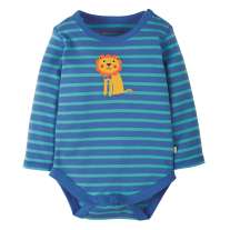 Frugi Blue Lion Lerryn Body