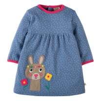 Frugi Bunny Dolcie Dress