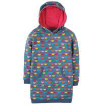 Frugi Bunting Harriet Hoody Dress