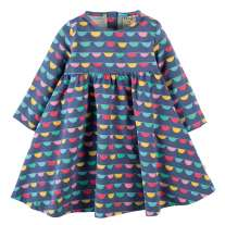 Frugi Bunting Tess Twirly Dress