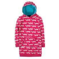 Frugi Dogs Harriet Hoody Dress