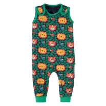 Frugi Peek A Boo Kneepatch Dungarees