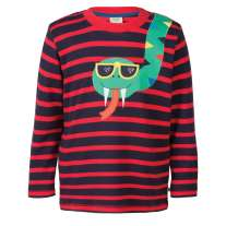 Frugi Snake Discovery Top