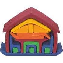 Gluckskafer Rainbow All-In House